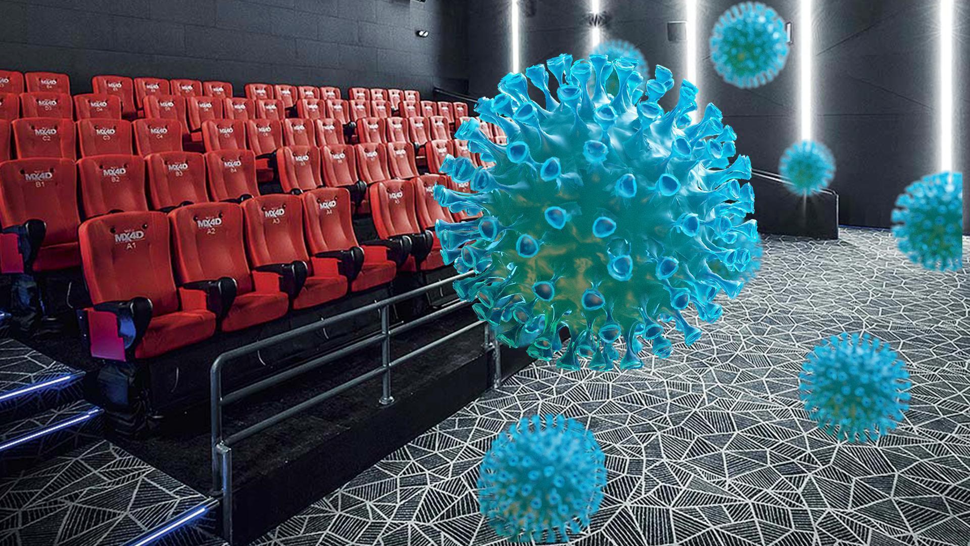 kiná sa zatvárajú kvôli koronavírusu