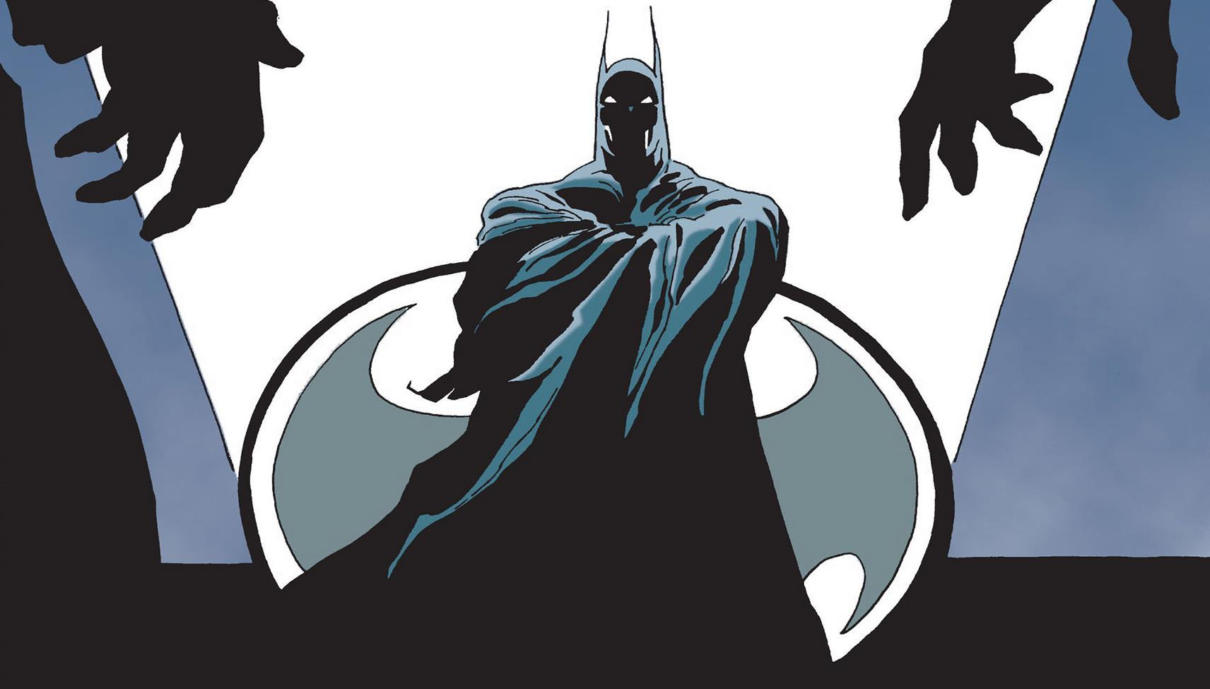 Batman The Long Halloween 001