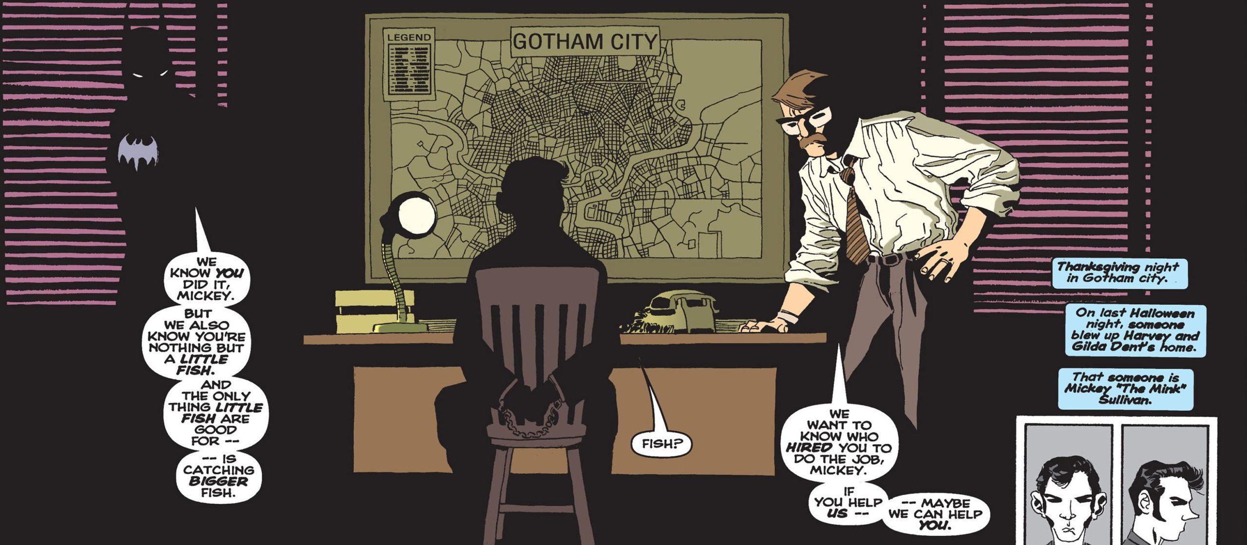 Batman The Long Halloween 002