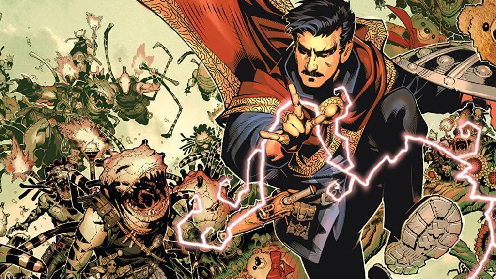 Doctor Strange 1; Jason Aaron se objeví na Comic con Prague