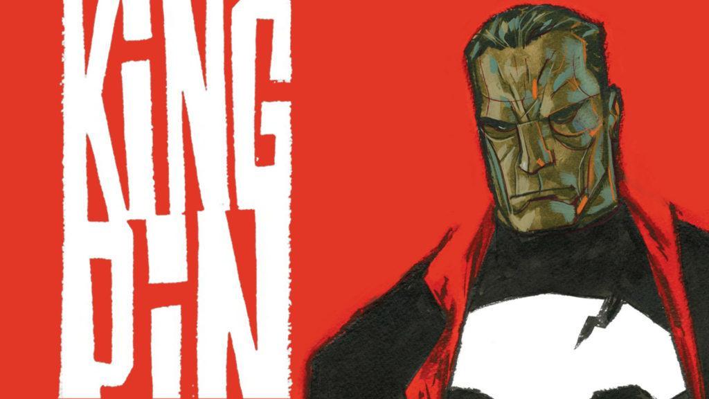 Punisher Kingpin Jasona Aarona; Jason Aaron se objeví na Comic con Prague
