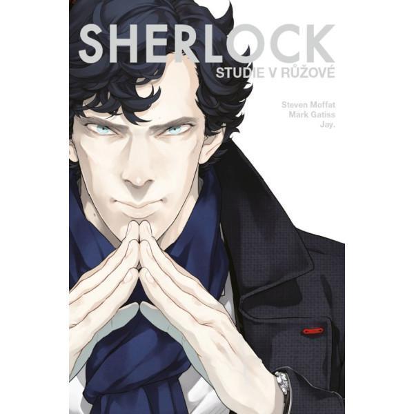 Sherlock: Studie v rúžové