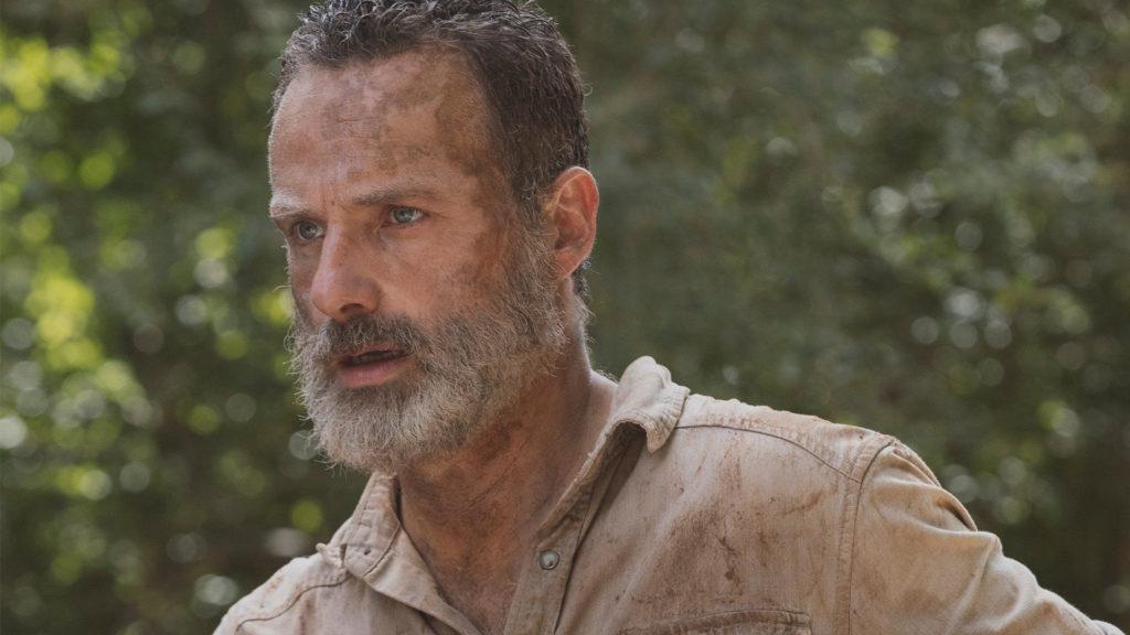 Rick Grimes z Walking Dead