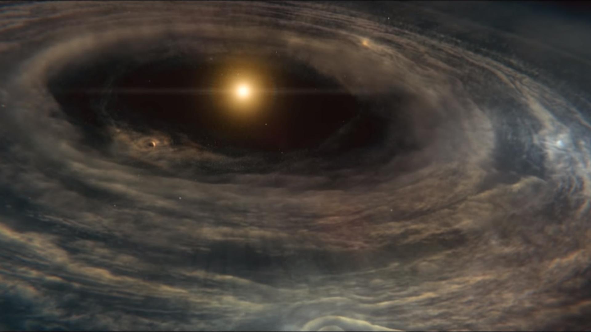 Zrod slnečnej sústavy