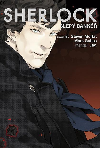 Manga Sherlock: Slepý bankéř