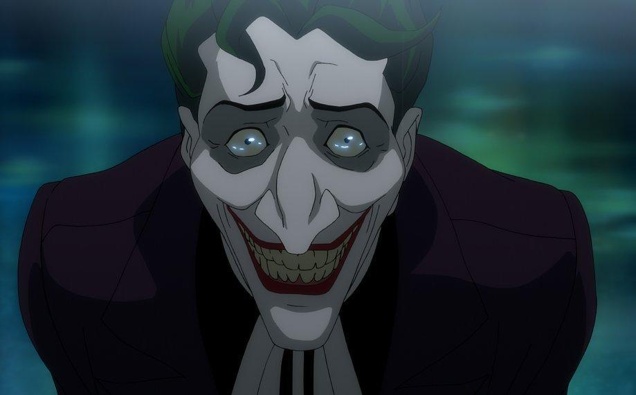 Batman Killing Joke od Sama Liu