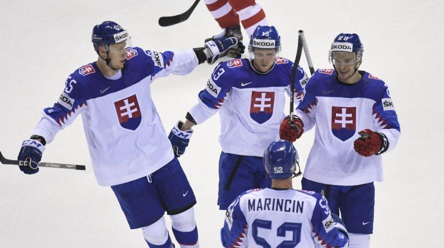slovensky hokej