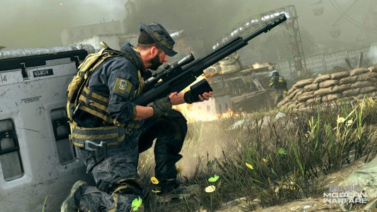 Call of Duty Warzone Rytec AMR