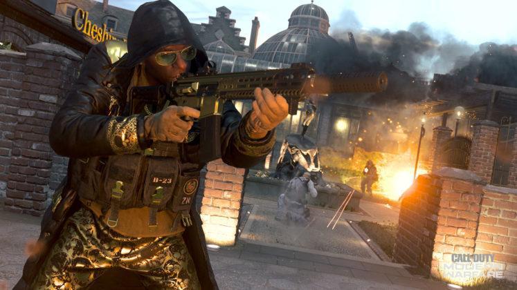 warzone update 200 hráčov