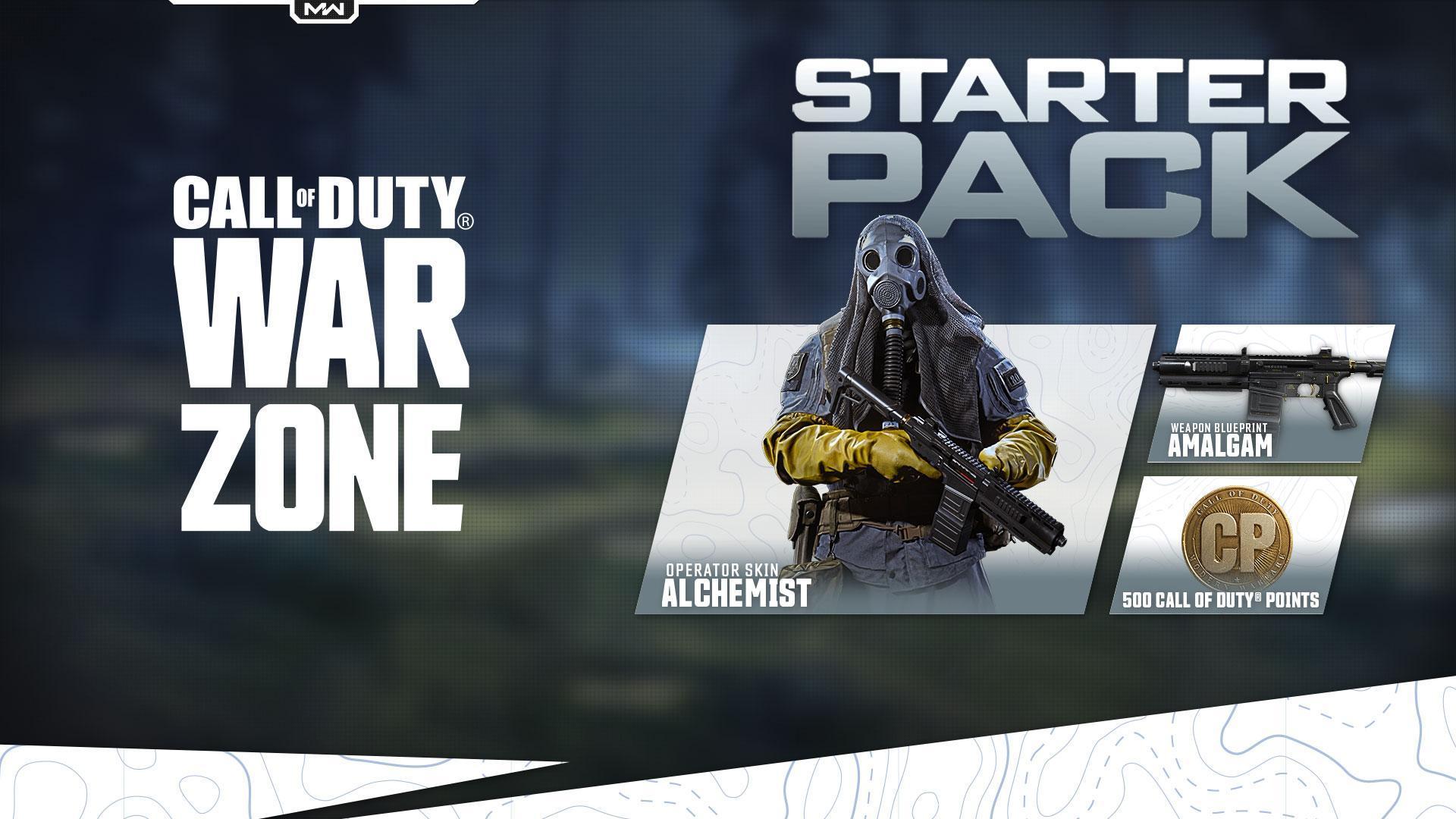 Call of Duty Starter Pack