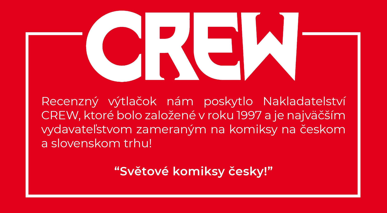 Nakladatelství CREW - RECENZÁK