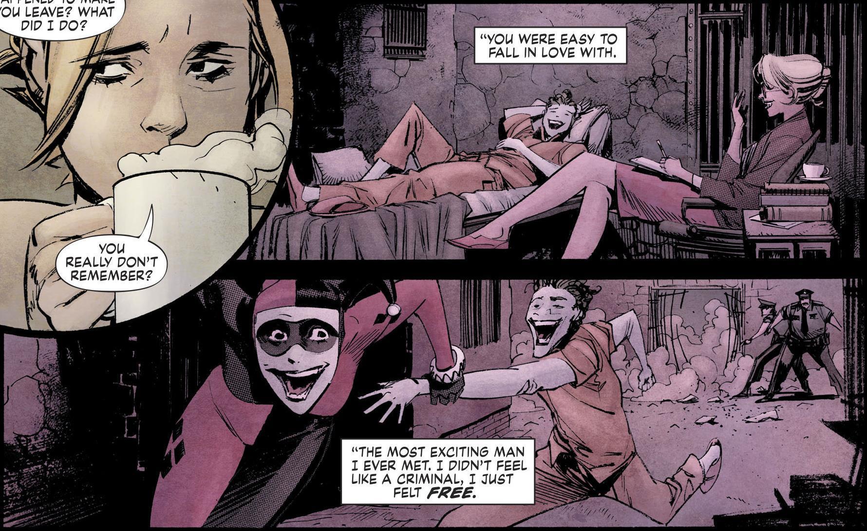 Harley Quinn od Seana Murphyho