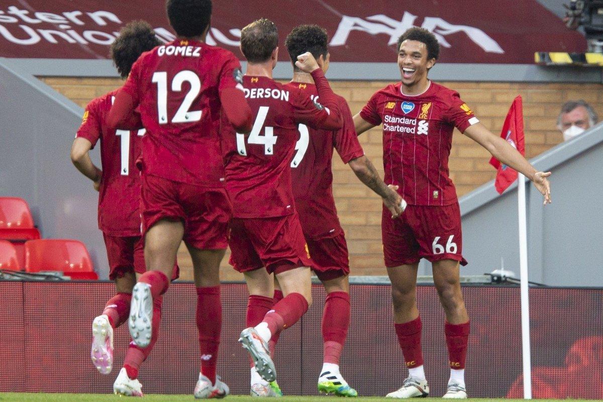 Liverpool sa stáva majstrom Premier League