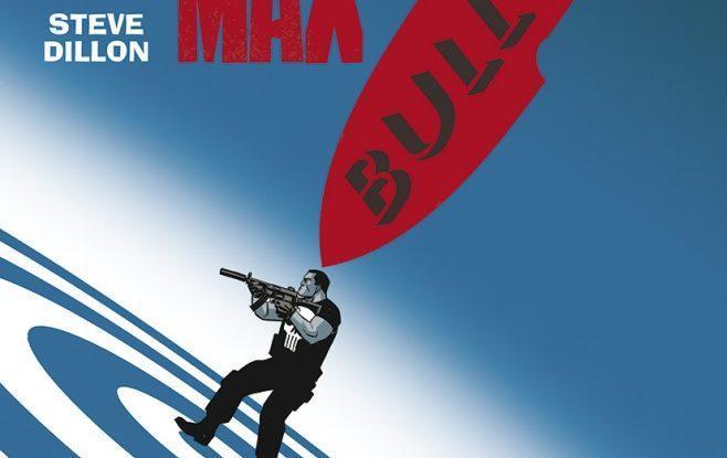 Punisher Max Bullseye