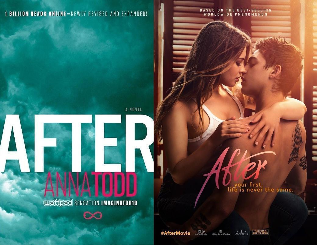 kniha vs film - After bozk