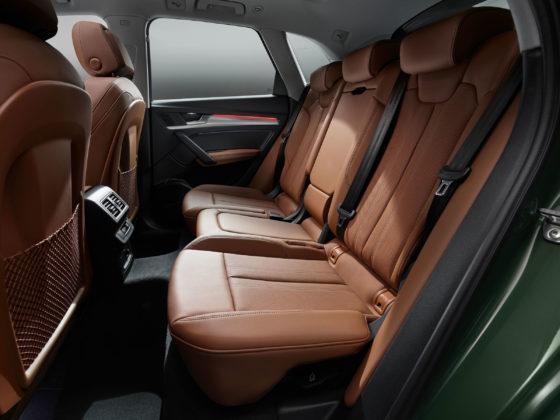 interier Audi