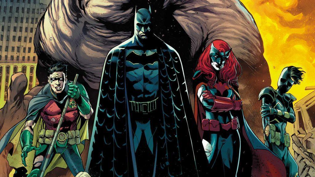 batman detective comics rebirth