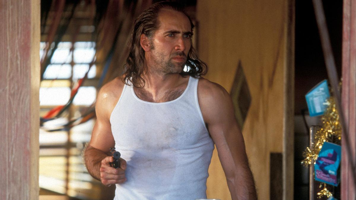Vyhaslé filmové hvězdy - Nicolas Cage