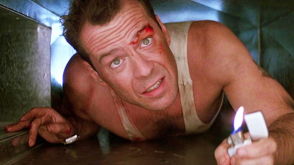 Vyhaslé filmové hvězdy - Bruce Willis