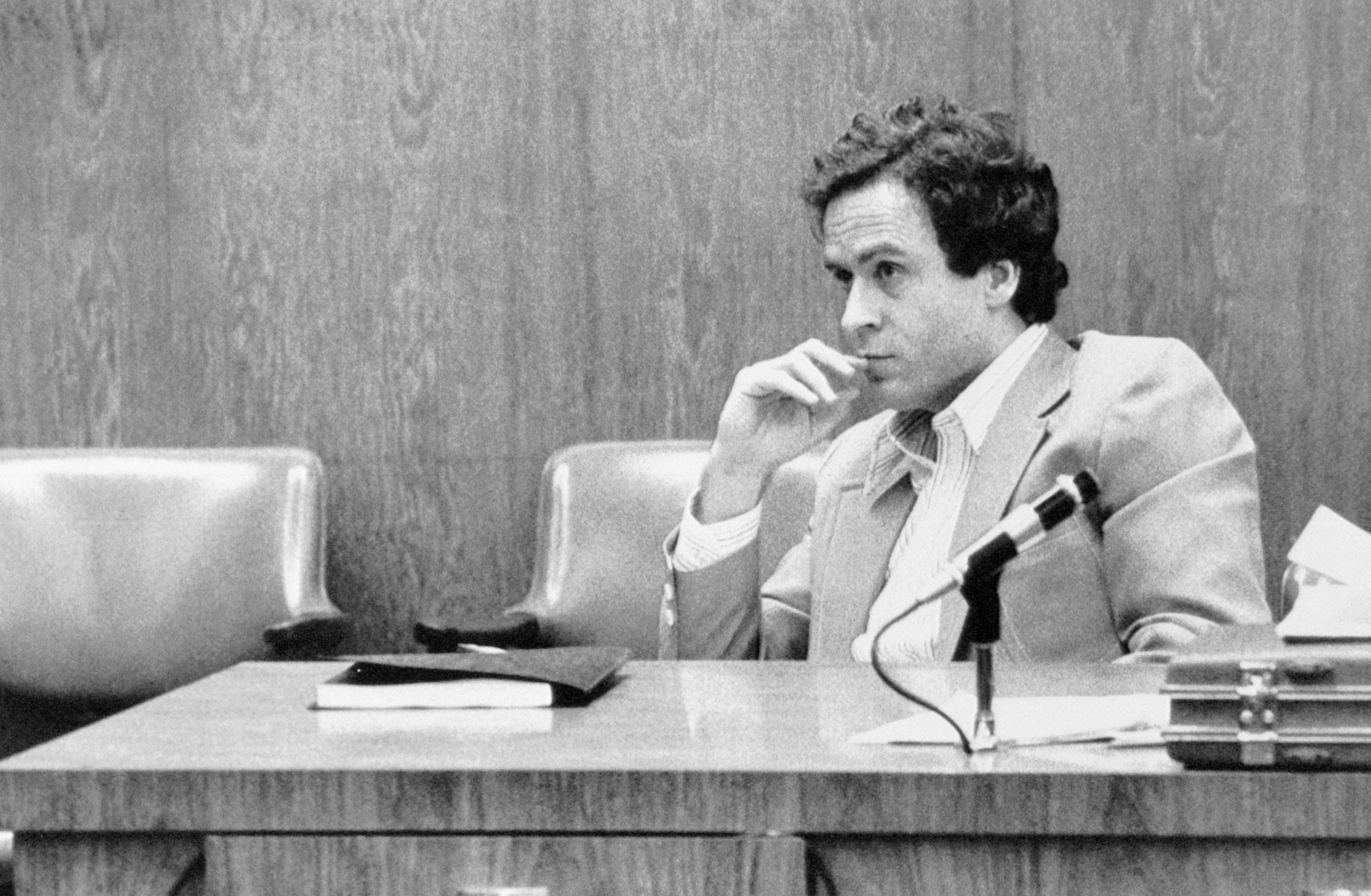 Vrah Ted Bundy