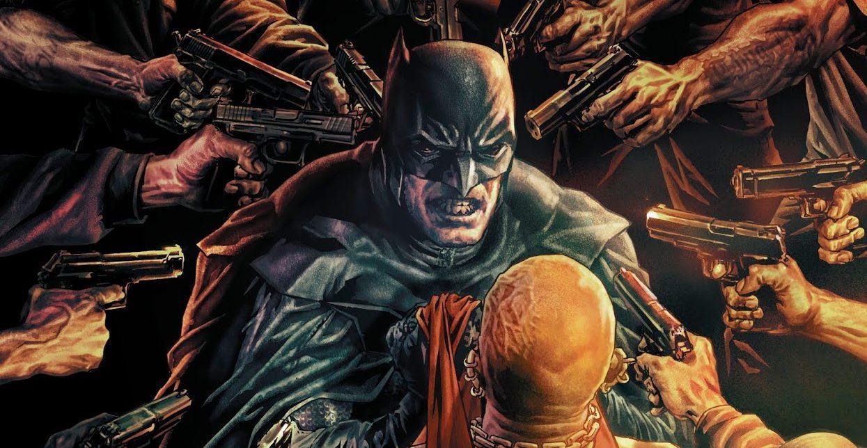Batman zatracení od Briana Azzarella
