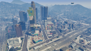 Downtown Los Santos nejlepší mise z gta