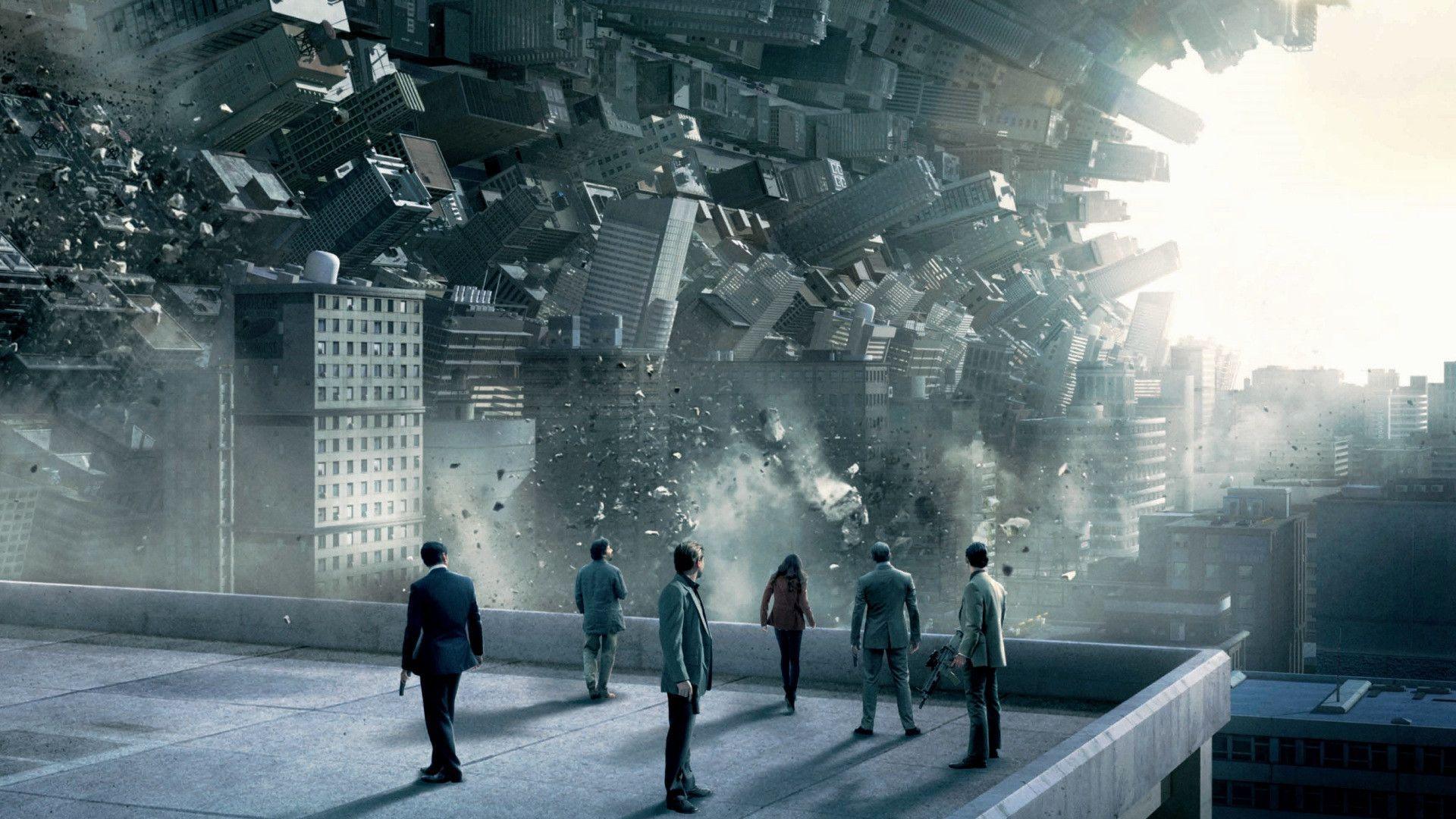 Inception - Christopher Nolan a jeho filmy