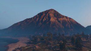 Mount Chiliad nejlepší mise z gta