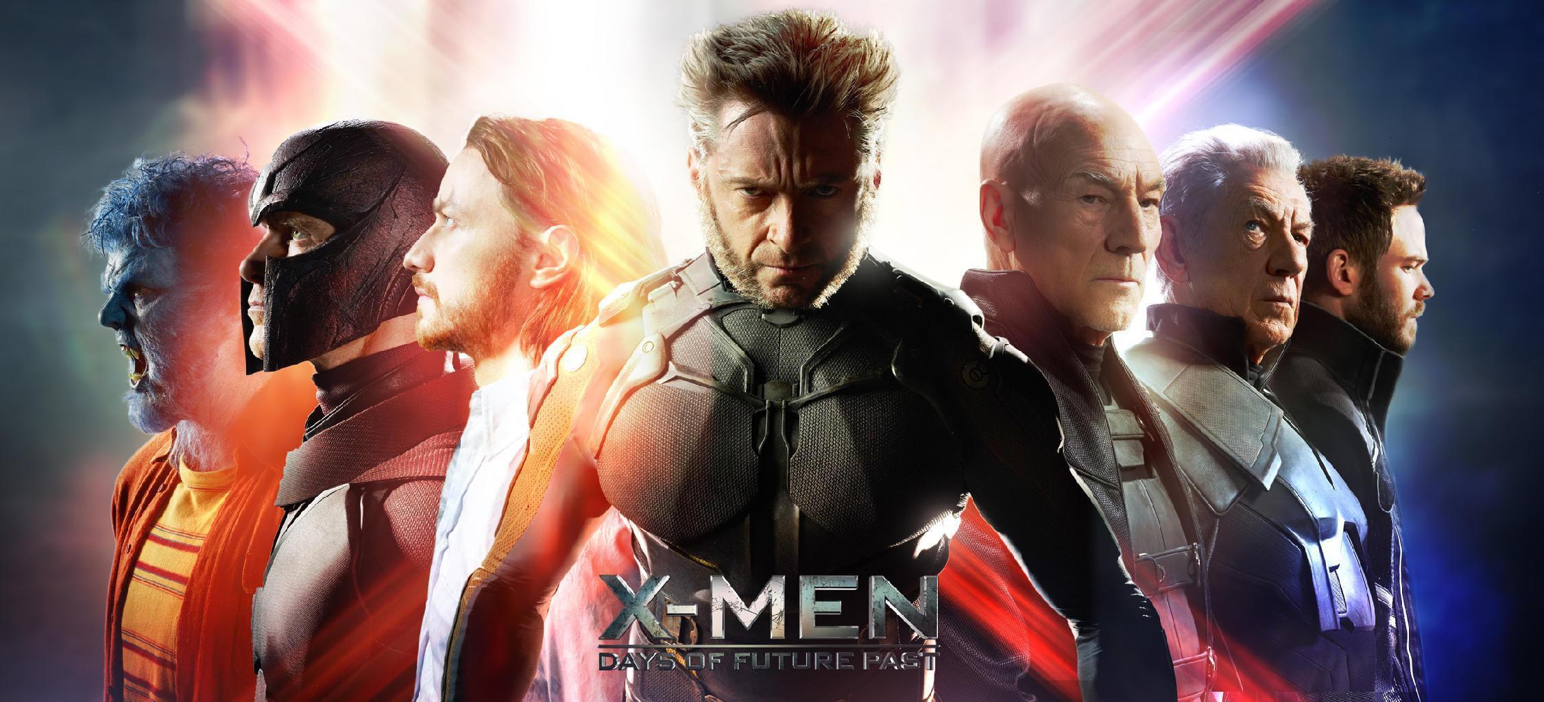 X-Men: Days of Future Past cestovanie časom