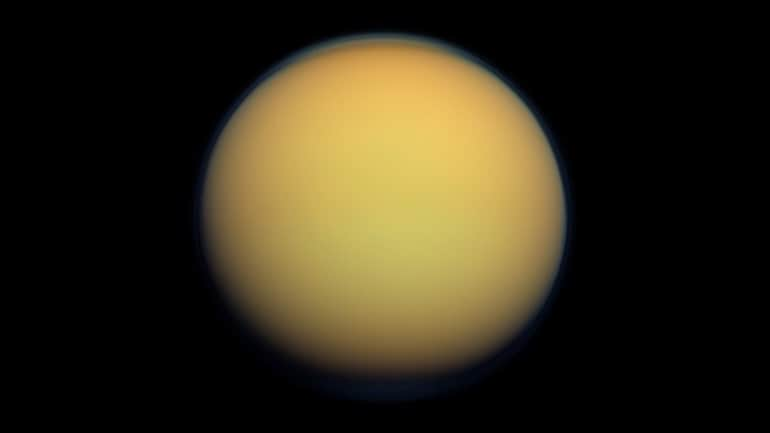 moria na mesiaci Titan