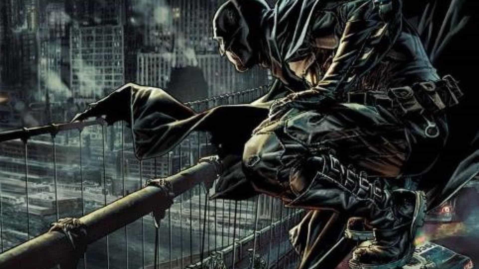 Batman: Zatracení od Briana Azzarella