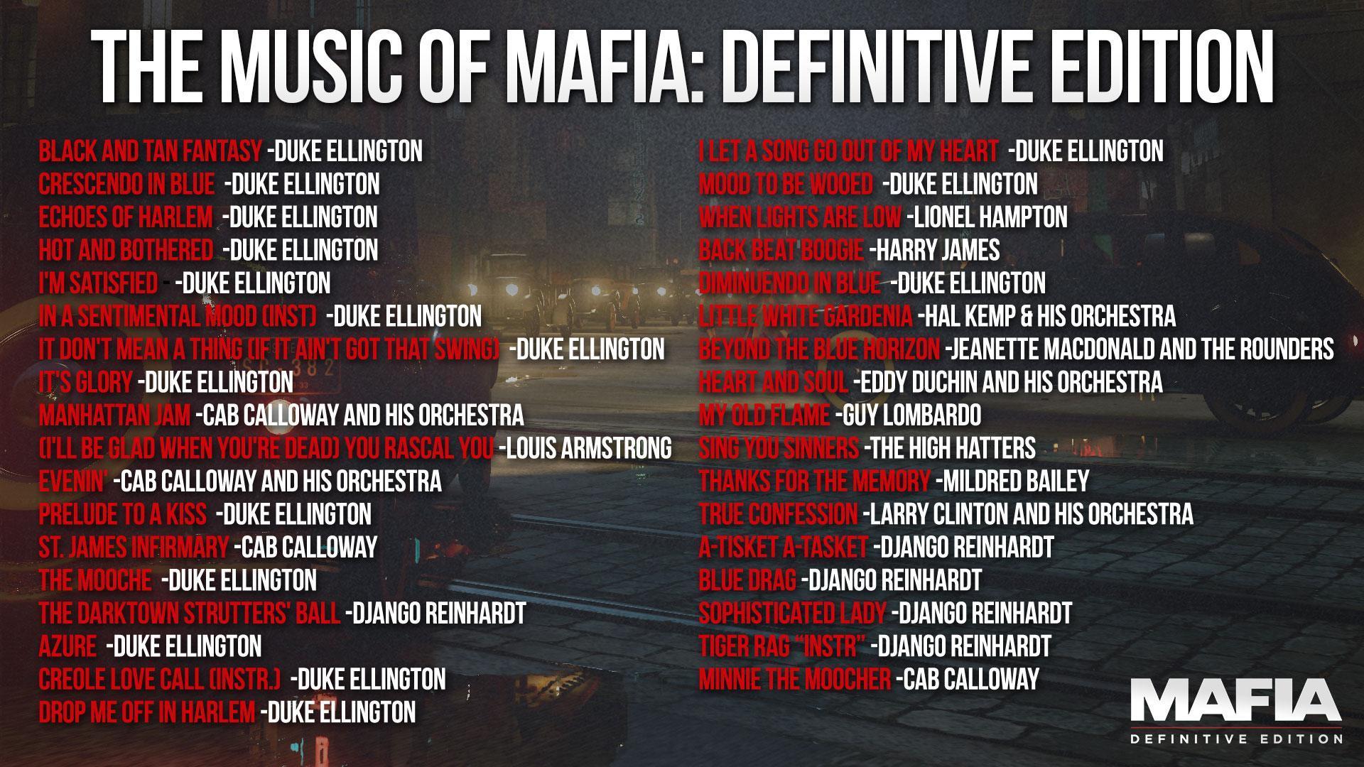 Mafia Definitivní Edice