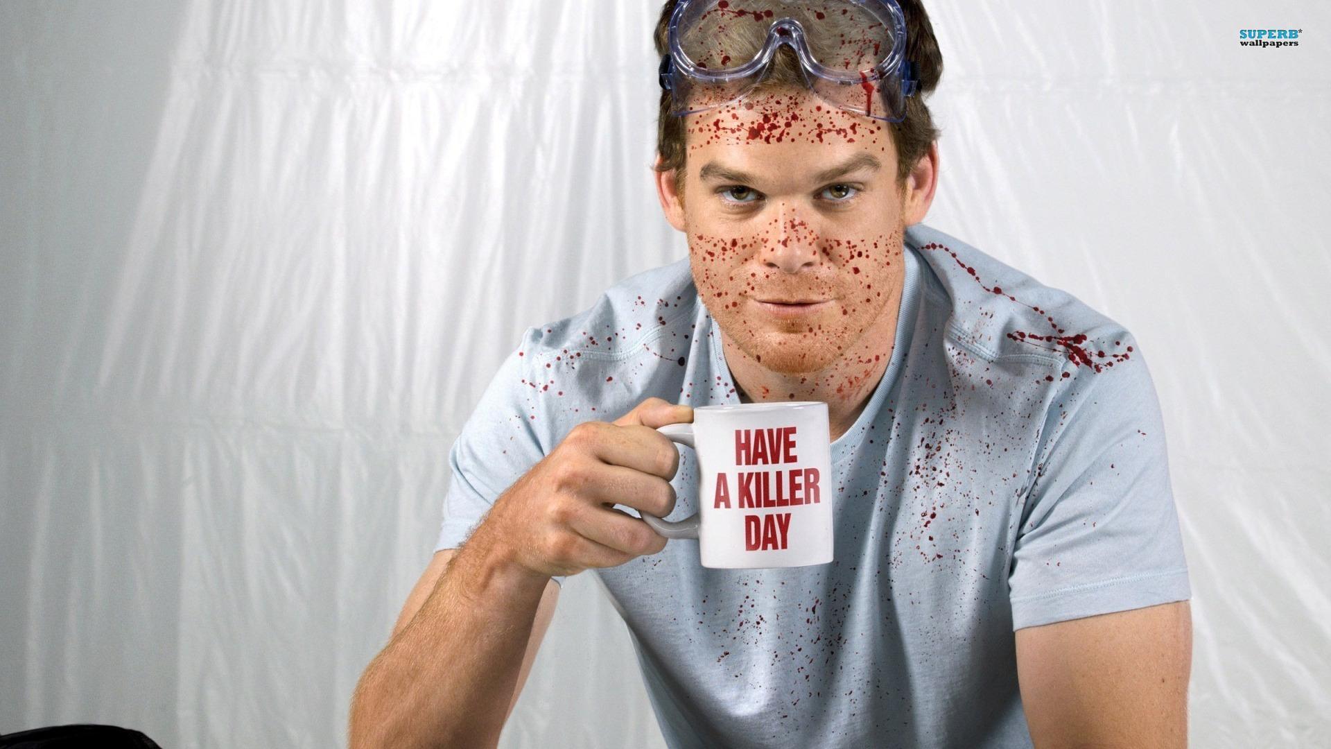 Dexter je zpět