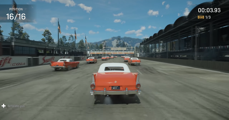 Mafia závody