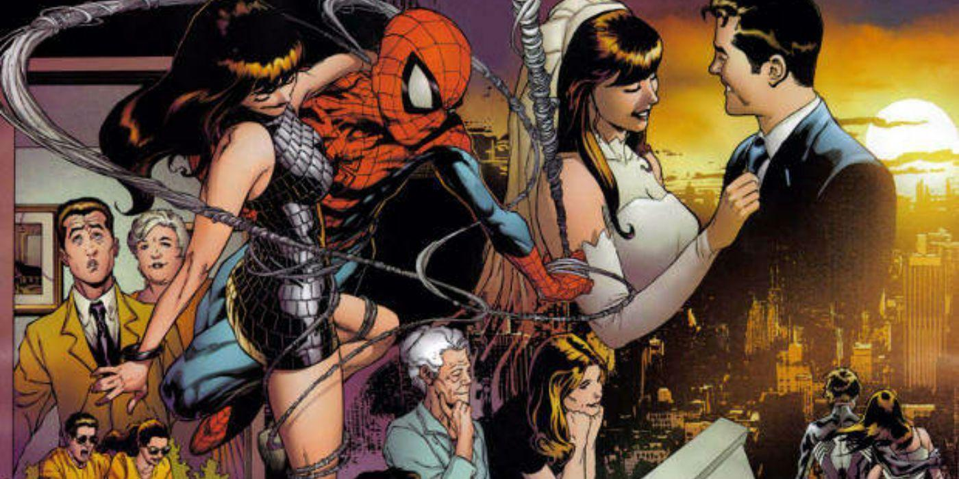 KOMIKSOVÝ VÝBĚR SPIDER-MAN #3