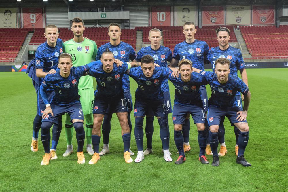 Slováci nezvládli zápas proti Izraelu