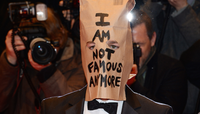 Shia LaBeouf is not famous anymore