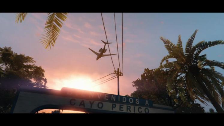 The Cayo Perico Heist