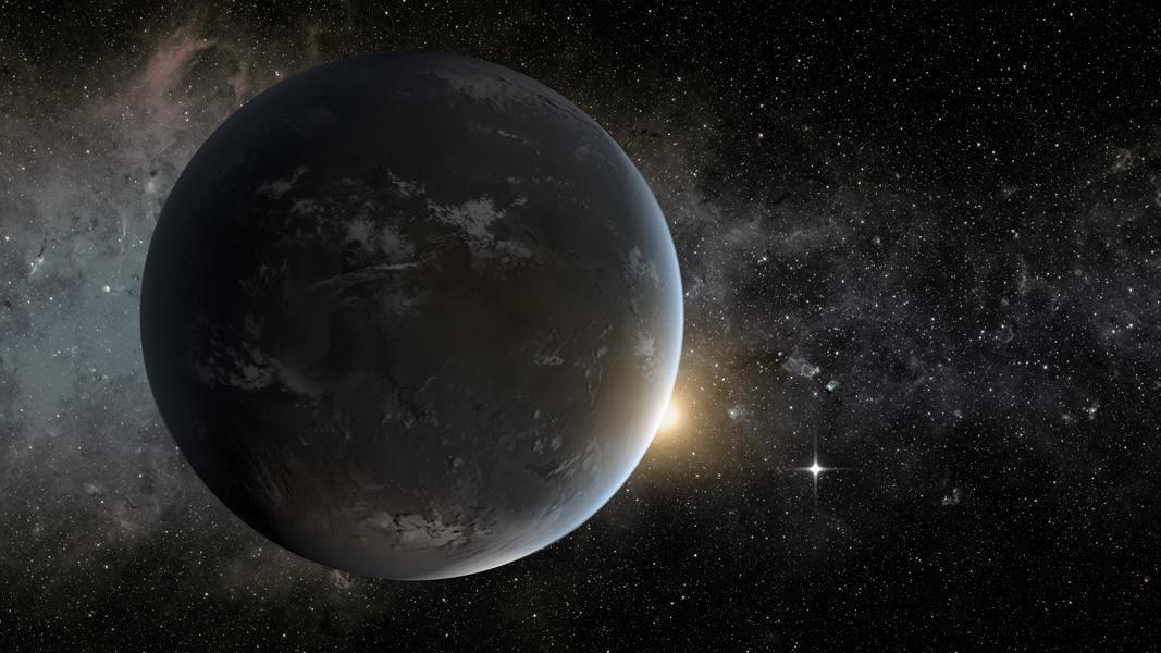 planéty podobné Zemi