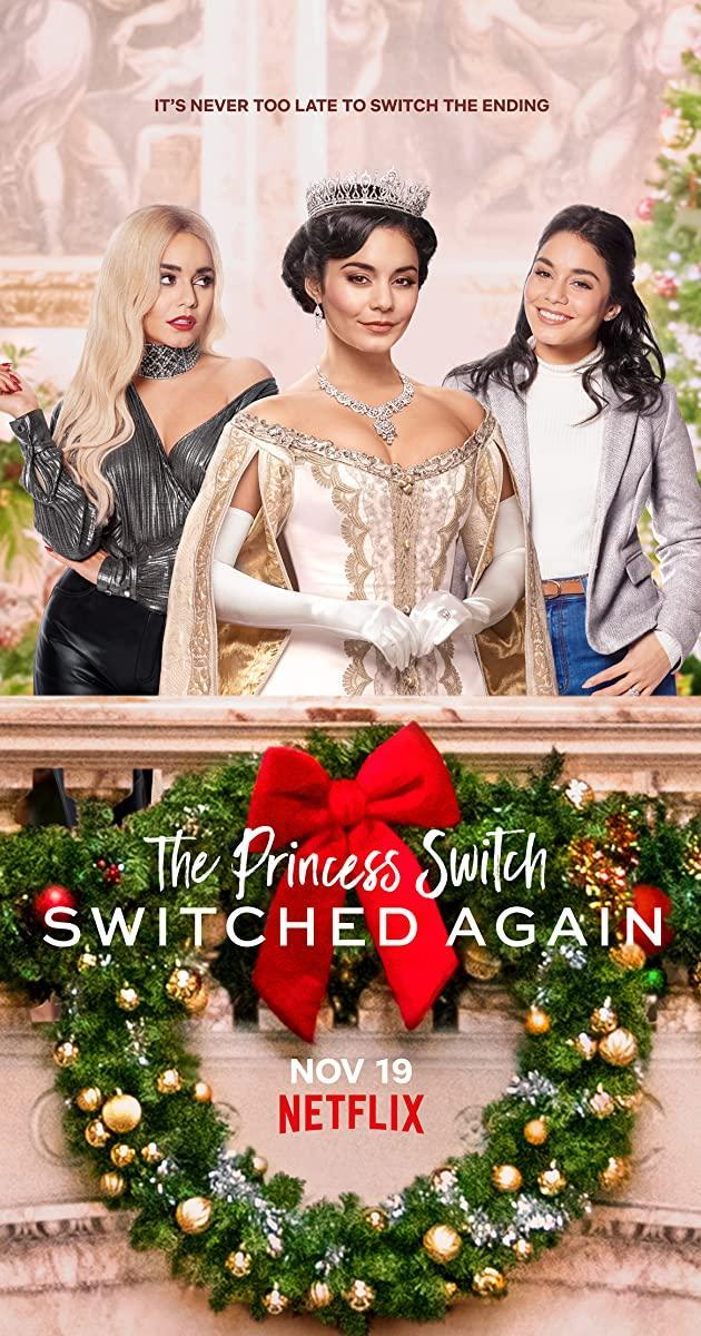 princess switch switched again
