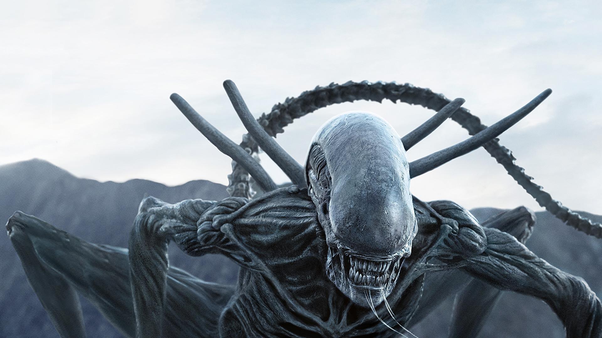Alien seriál
