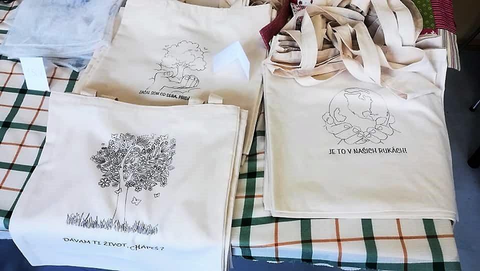 eko tašky