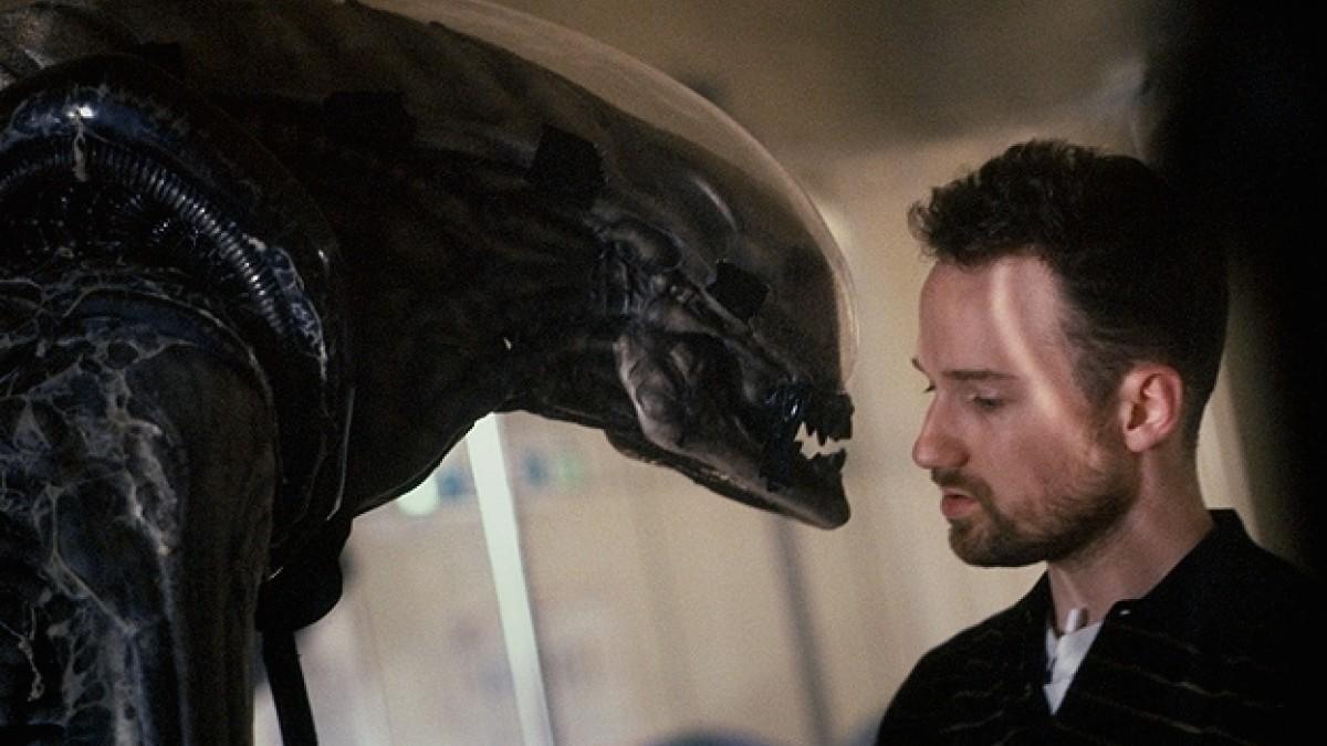 David Fincher Alien
