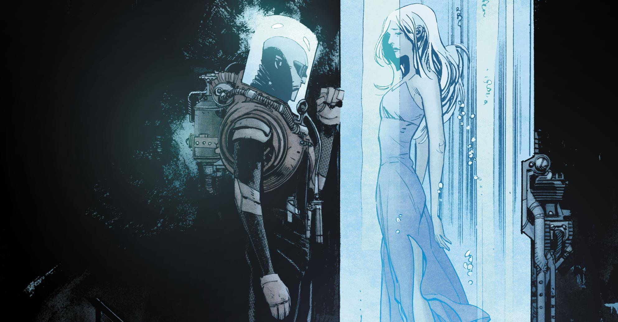 Batman White Knight Mr Freeze 03