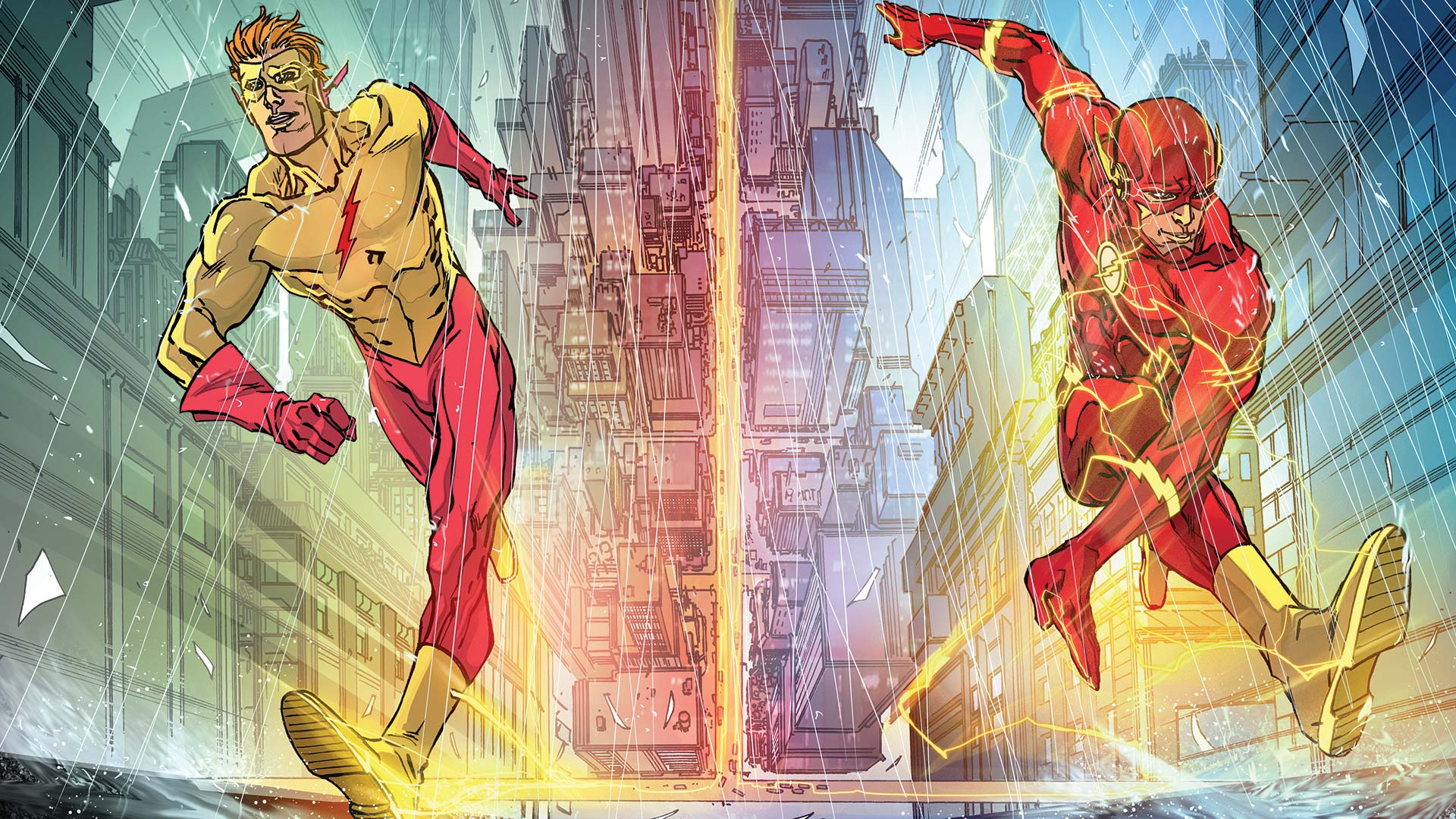 Flash 1 - Když blesk udeří dvakrát