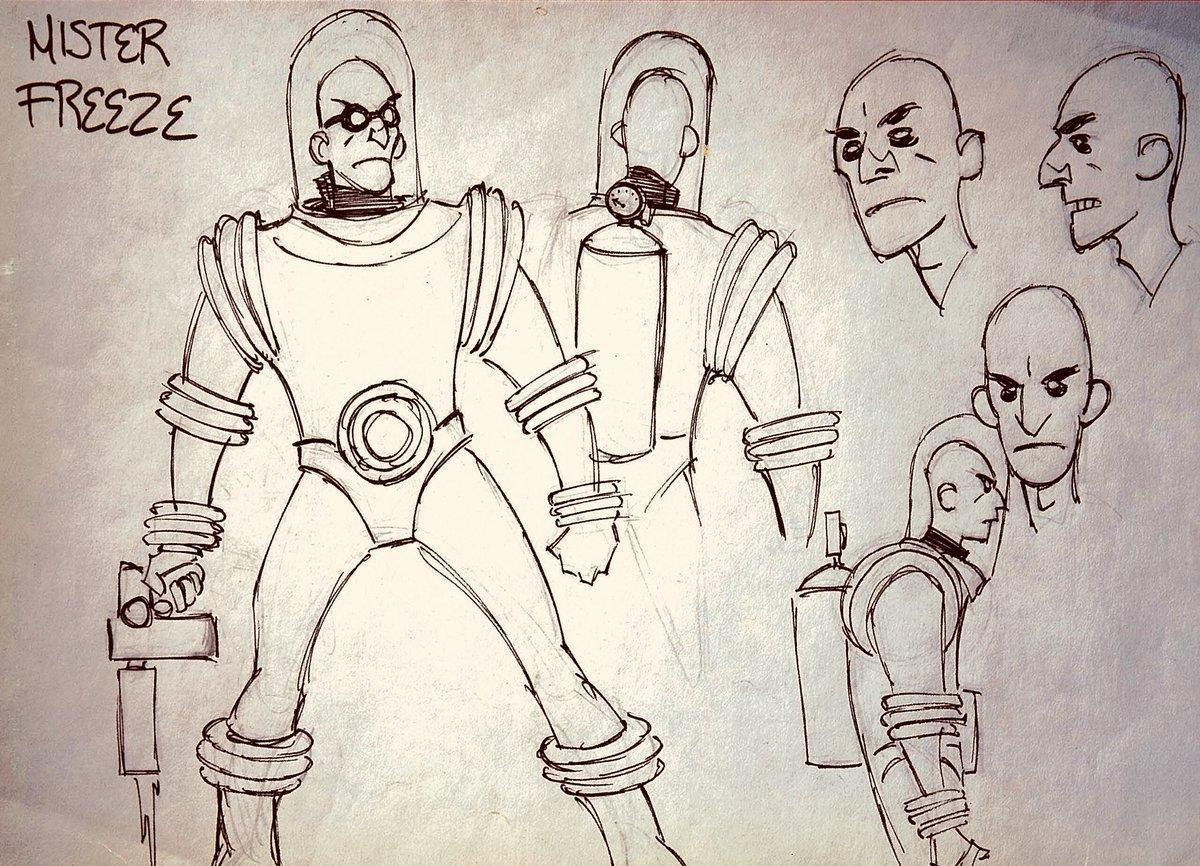 Mr Freeze Mike Mignola