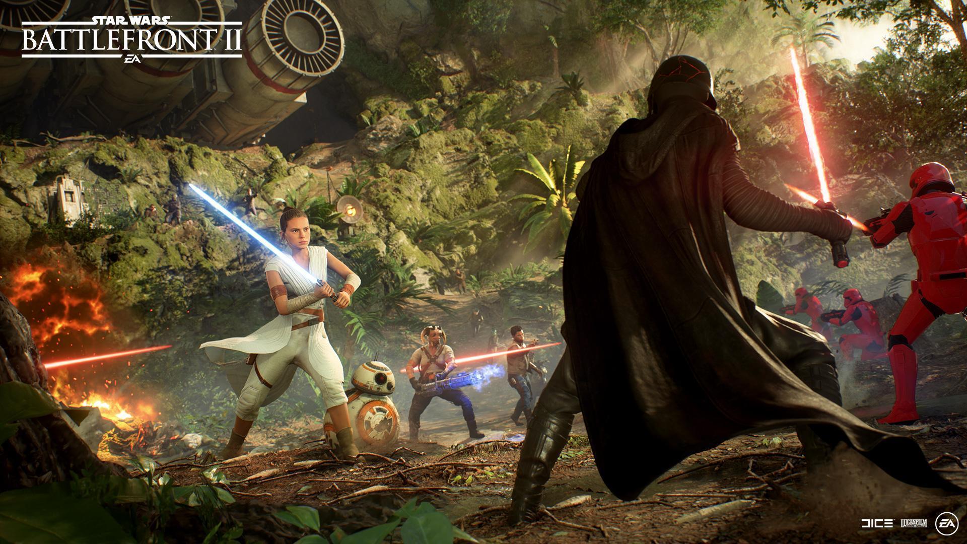 Star Wars Battlefront II zadarmo