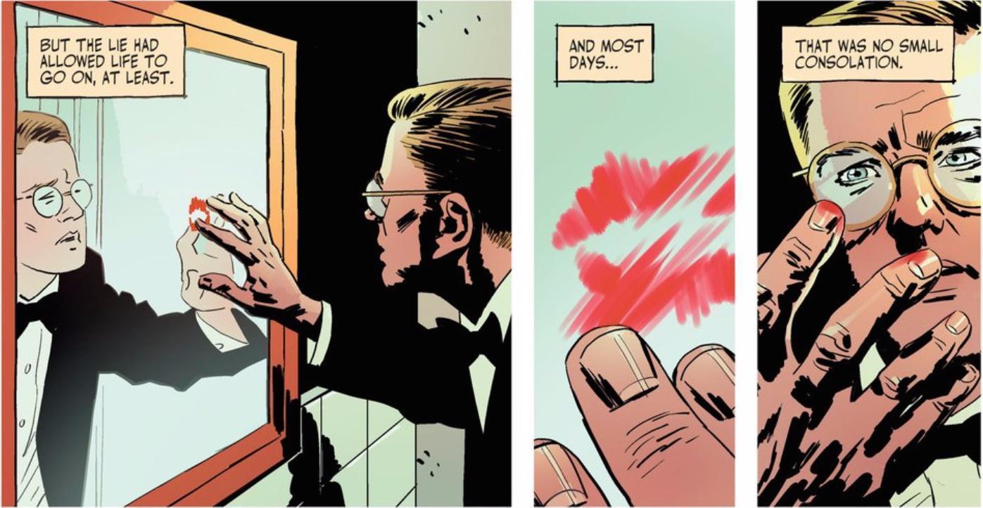 Zatmívačka Noirová detektivka od Eda Brubakera