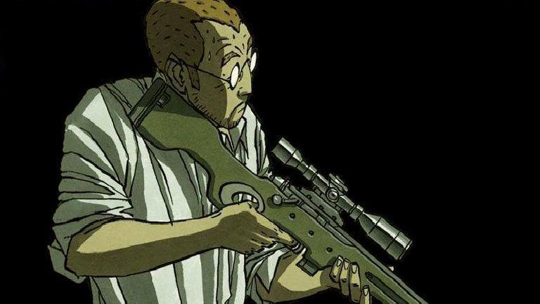 David Fincher adaptace komiksu