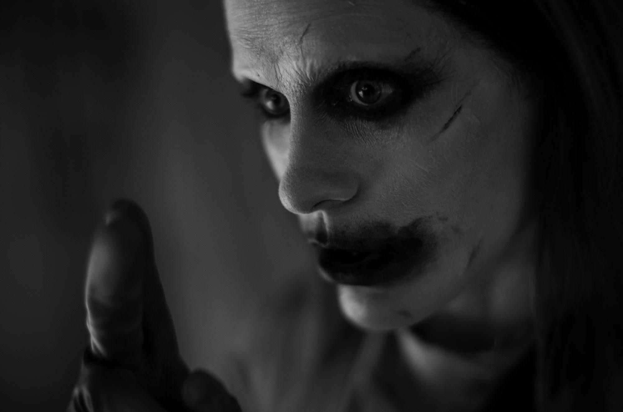 Joker Jared Leto Zack Snyder Justice League